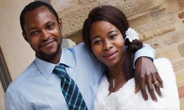 Emmanuel Chidi Namdi et sa femme