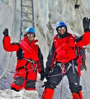 Everest couple