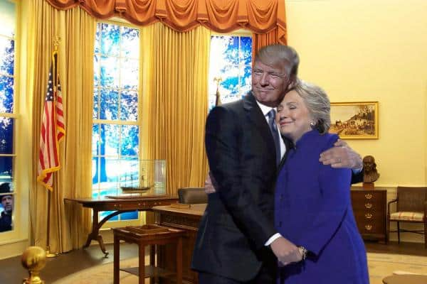Hillary Clinton et Obama 12