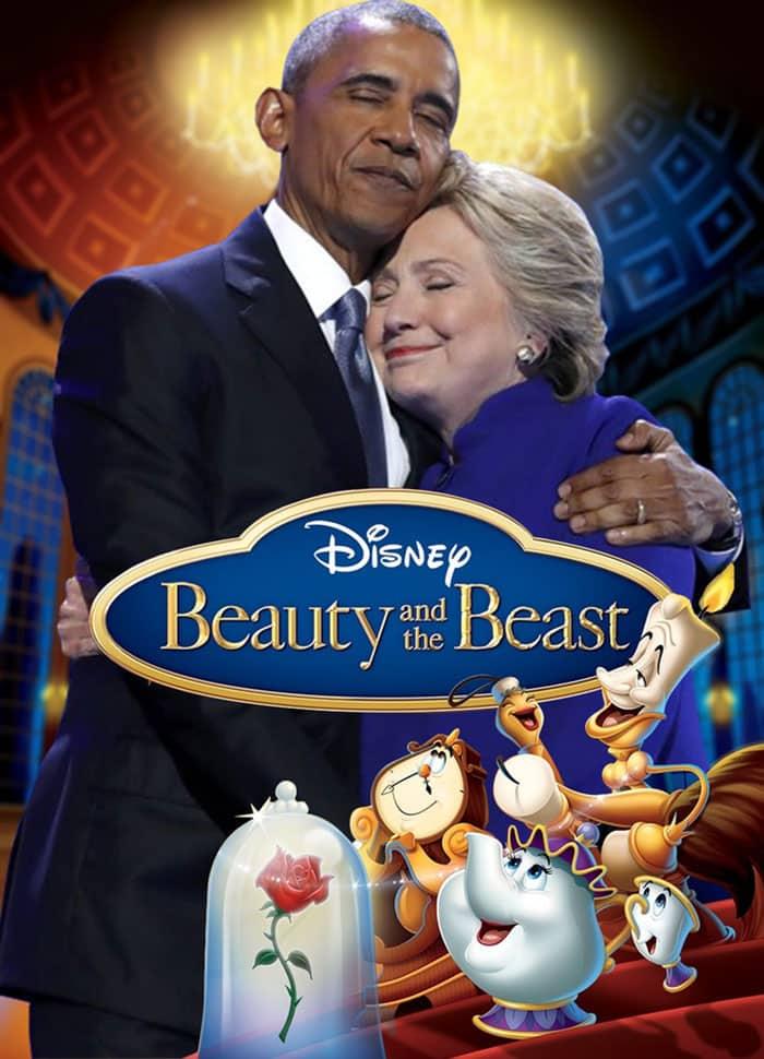 Hillary Clinton et Obama 8