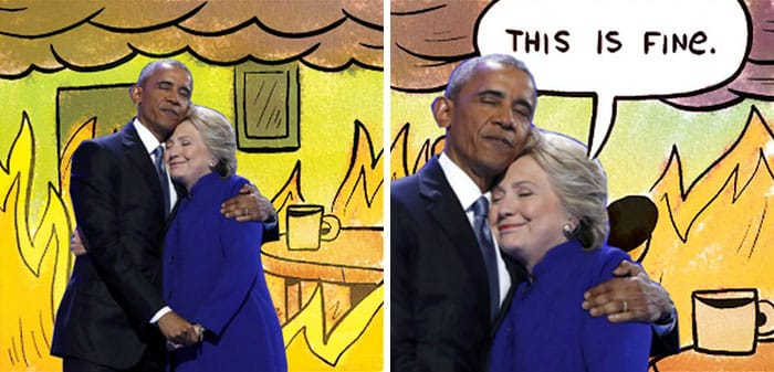 Hillary Clinton et Obama 9