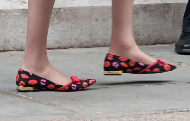 Theresa May shoes 2