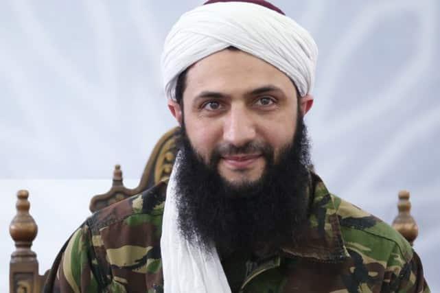 Le chef du Front al-Nosra Abou Mohammad al-Jolani