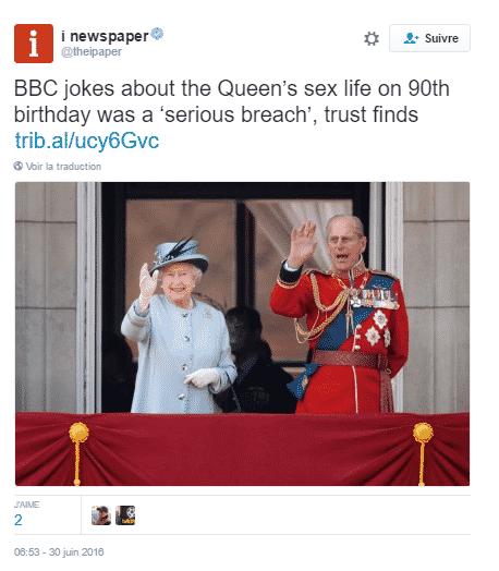 bbc reine