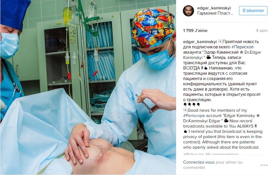 chirurgien kiev
