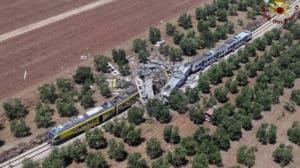 collission trains italie