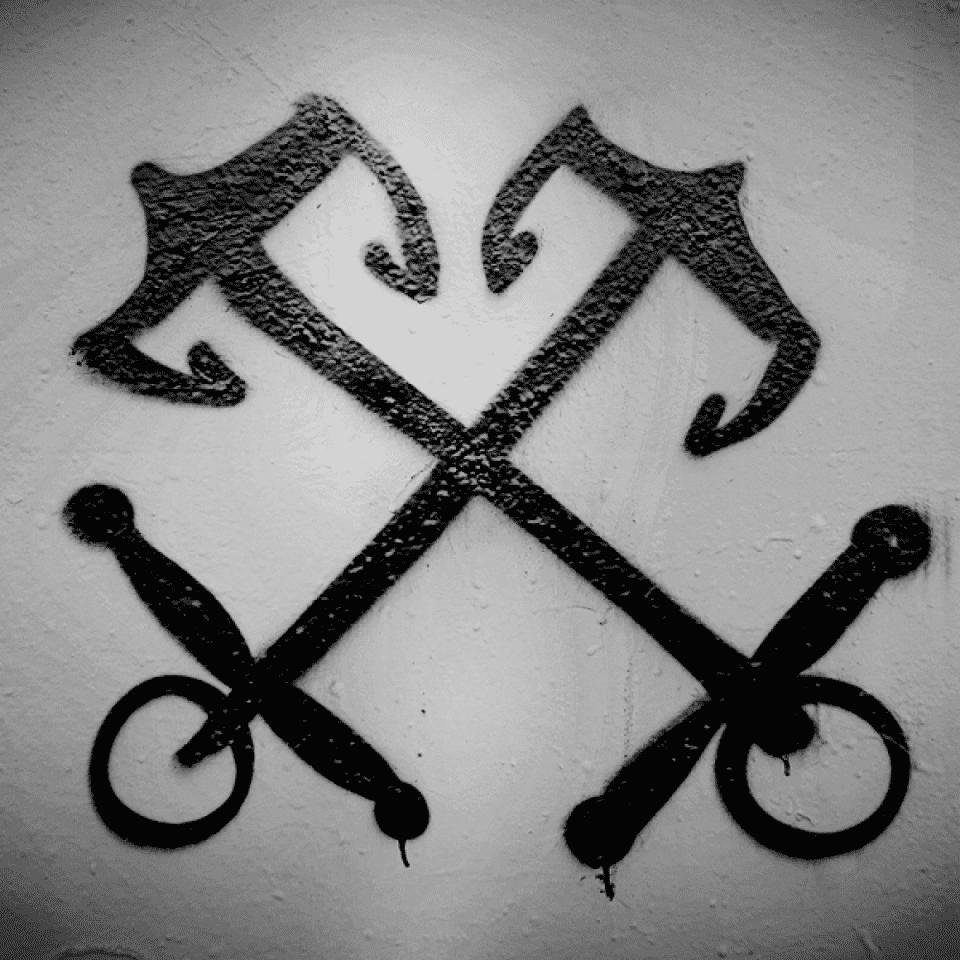 croix gammee detrounee 9