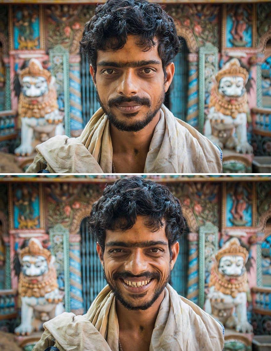 etrangers sourire 11