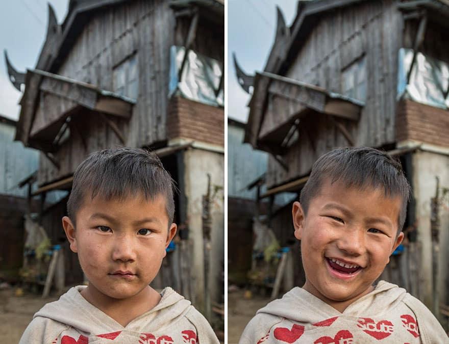 etrangers sourire 13