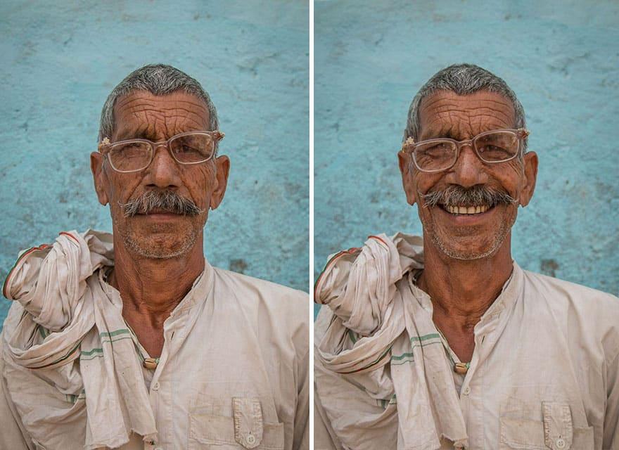 etrangers sourire 14