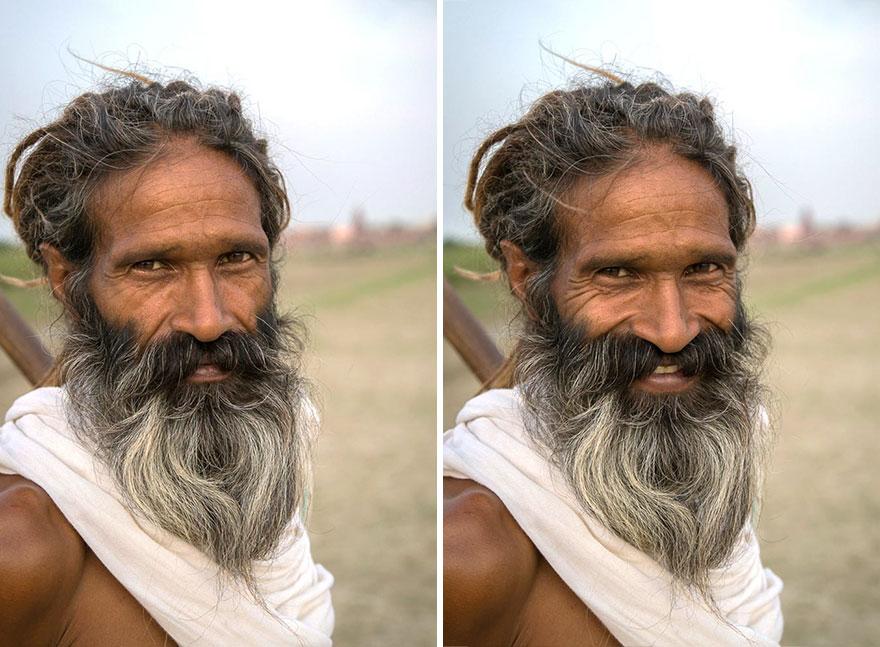 etrangers sourire 2