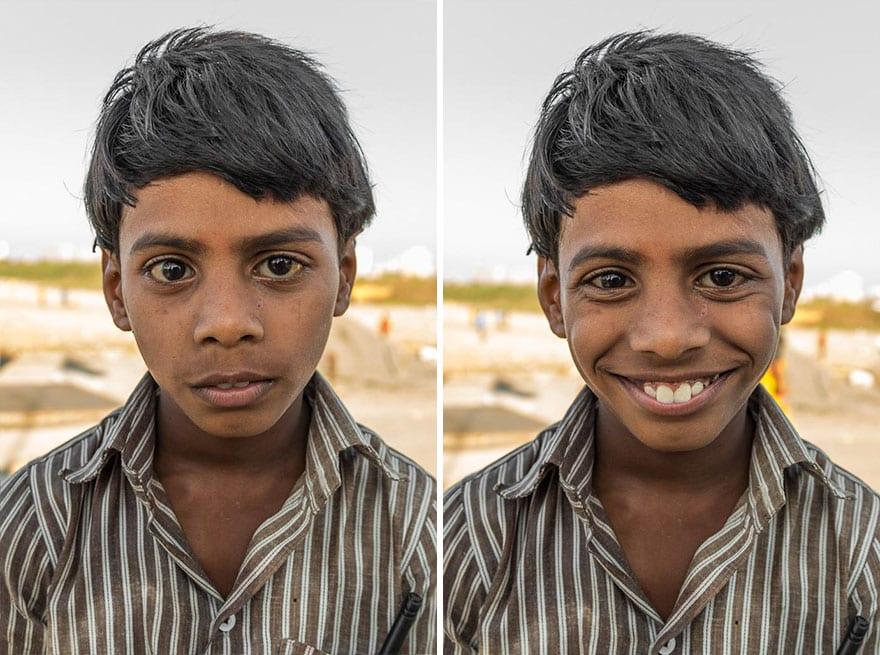 etrangers sourire 5