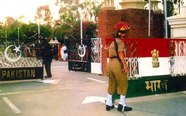frontieres pakistan inde