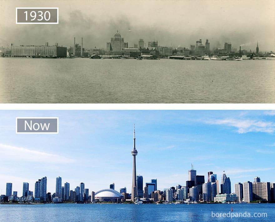 les villes changent 10