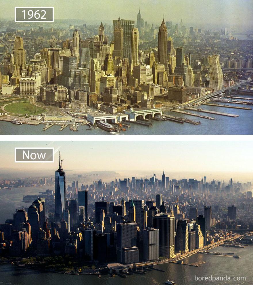 les villes changent 14