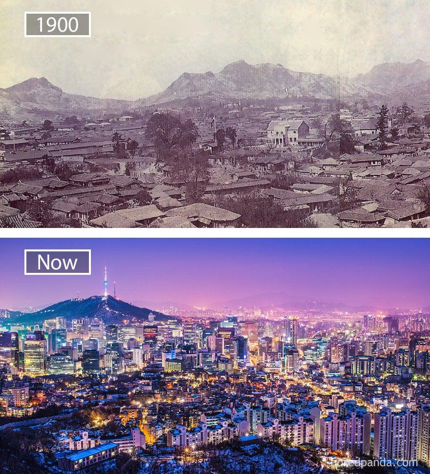 les villes changent 2