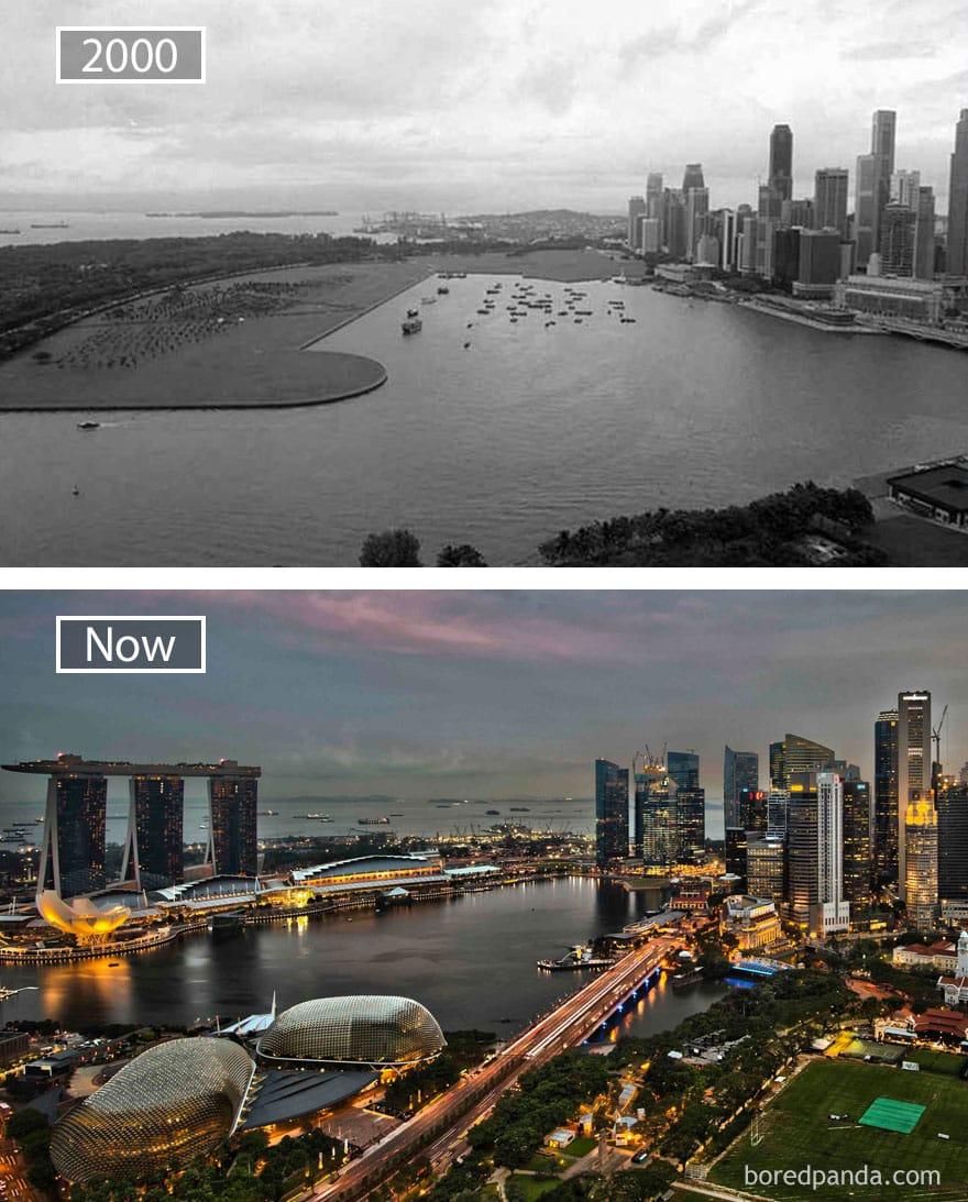 les villes changent 3