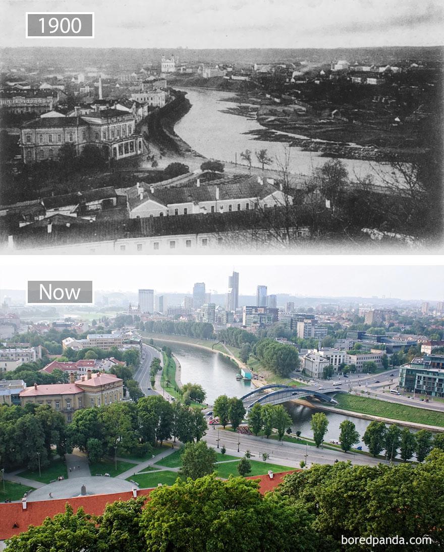 les villes changent 4