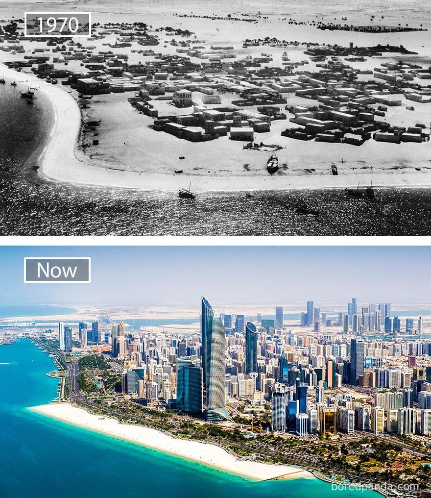 les villes changent 5
