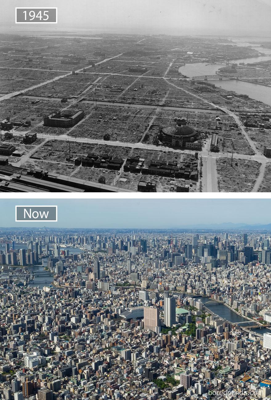 les villes changent 6