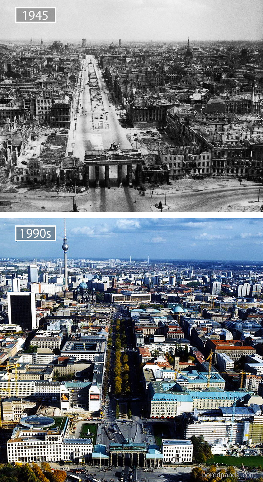 les villes changent 7