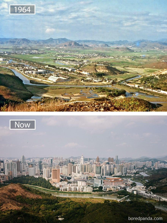 les villes changent 8