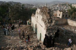mosquee yemen
