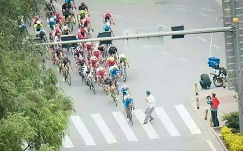 pieton cyclisme