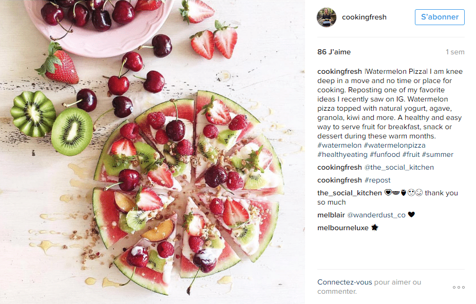pizza fruits 2