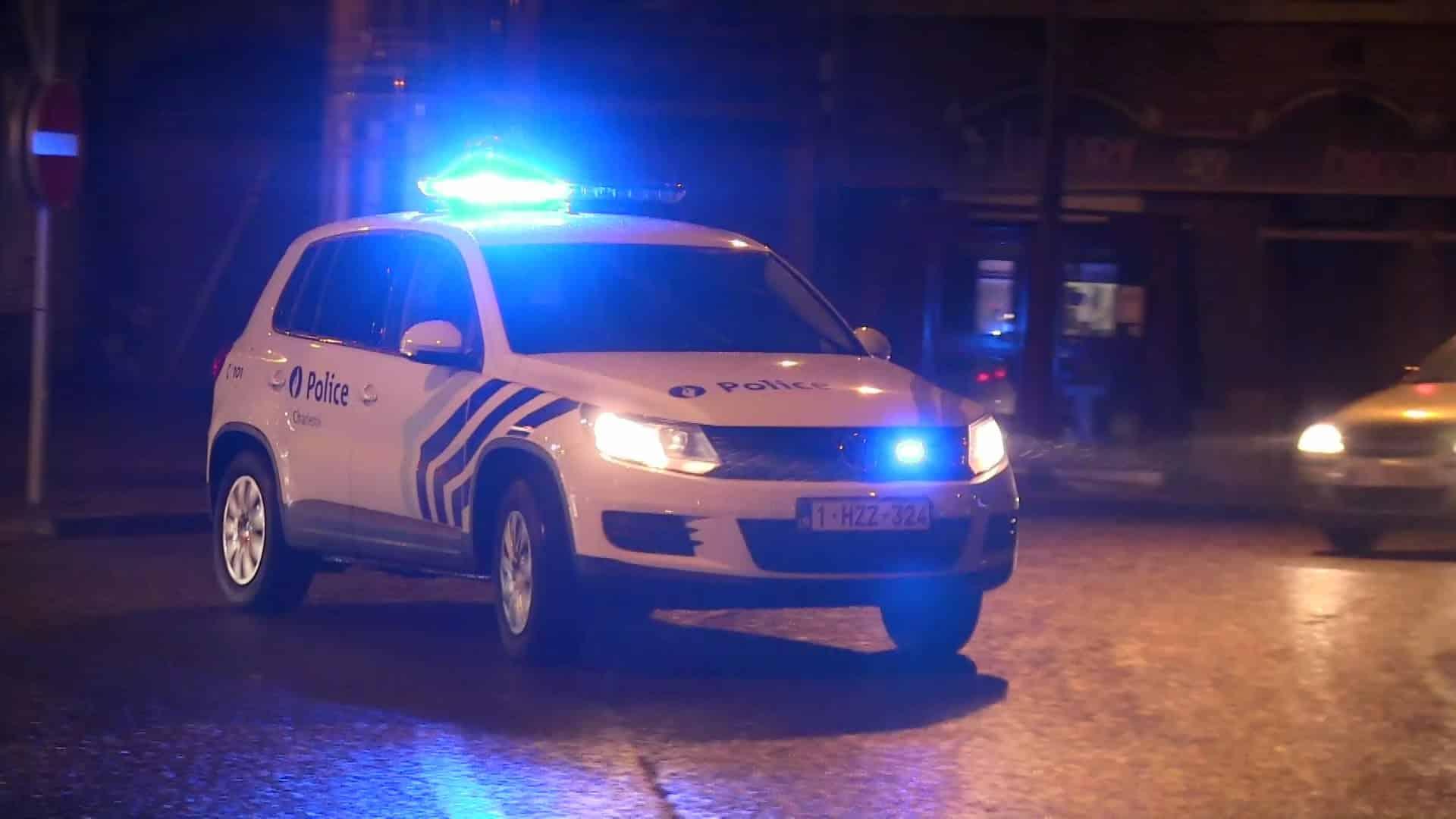 police Charleroi