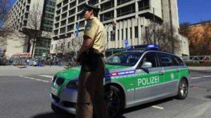 police-allemande