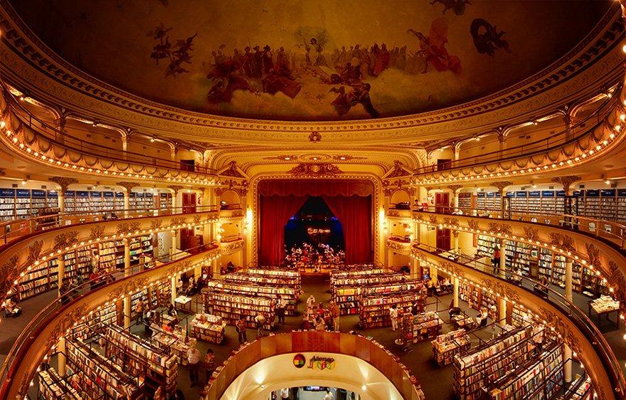 theatre libraire 1