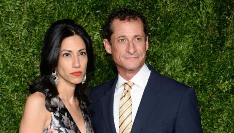 Anthony Weiner et sa femme