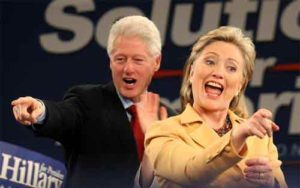 Hillary-et-Bill-Clinton