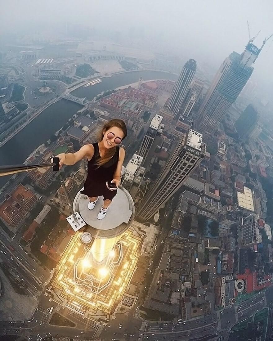 Les selfies russes 1