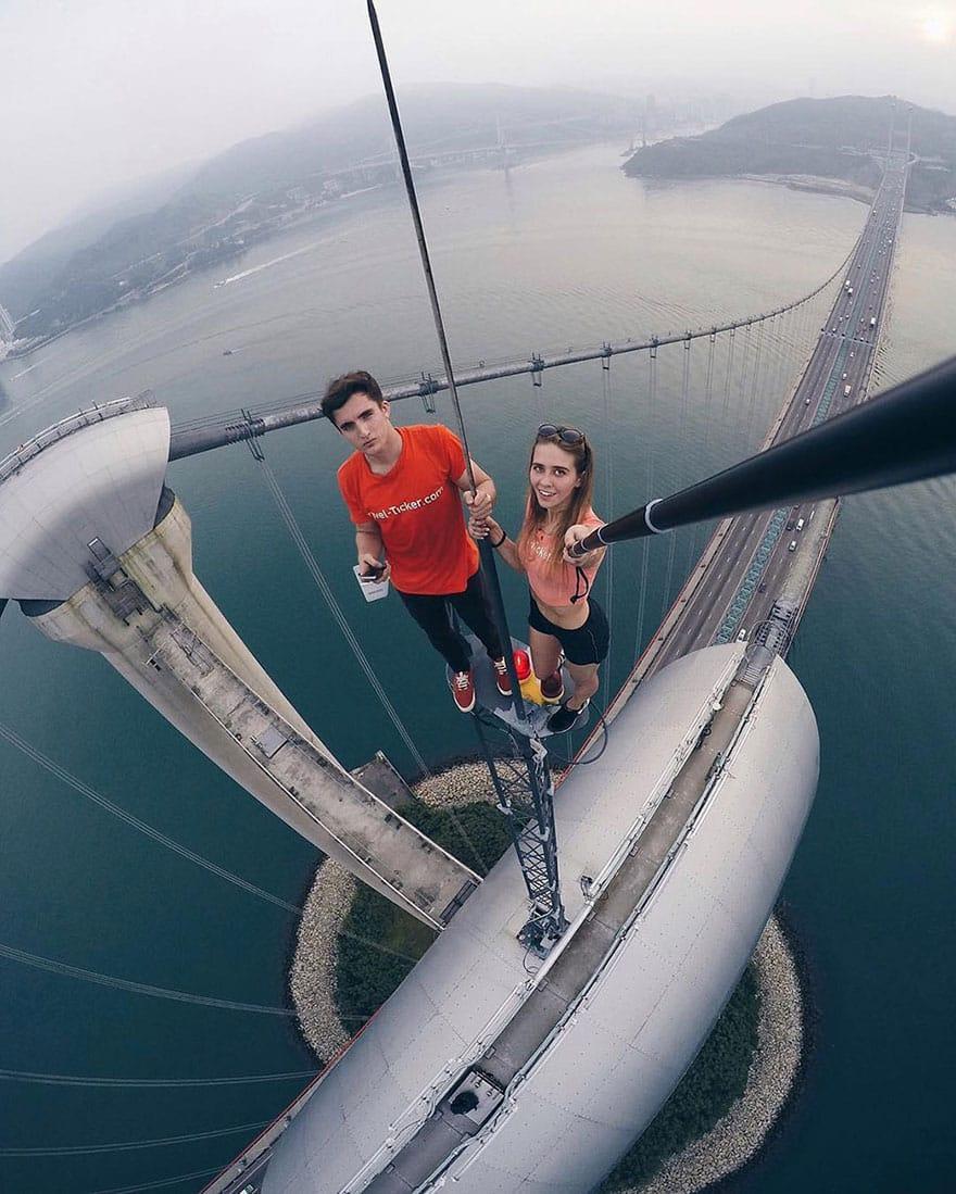 Les selfies russes 13