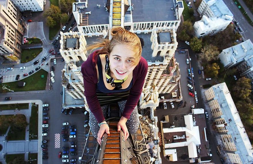 Les selfies russes 7