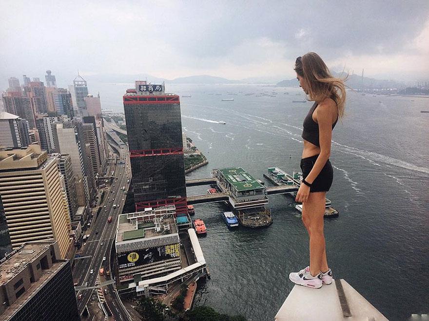 Les selfies russes 8