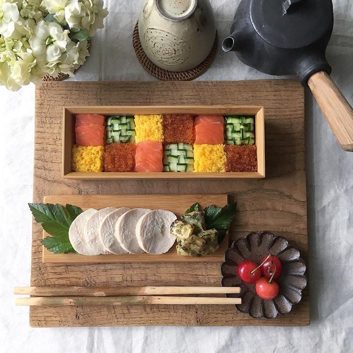 Mosaic Sushi 2