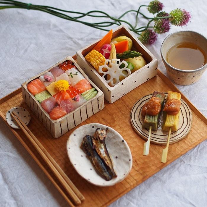 Mosaic Sushi 4