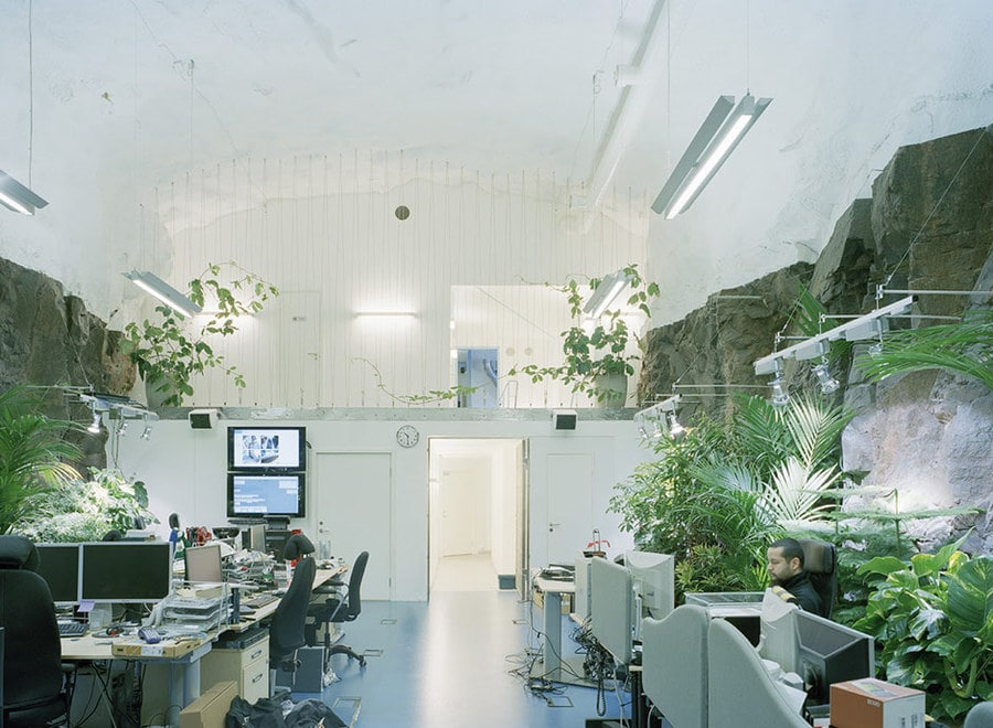 White Mountain Office 1