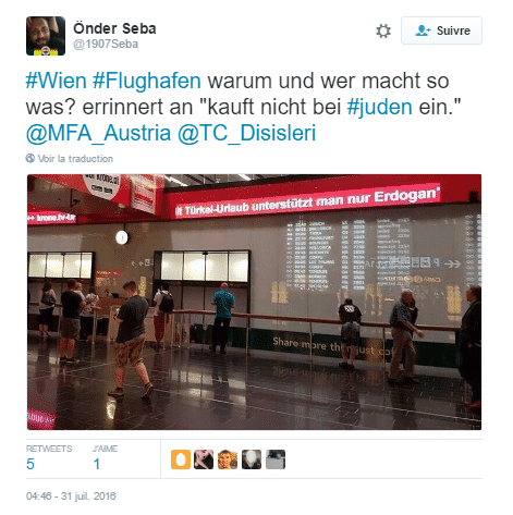 aeroport vienne turquie