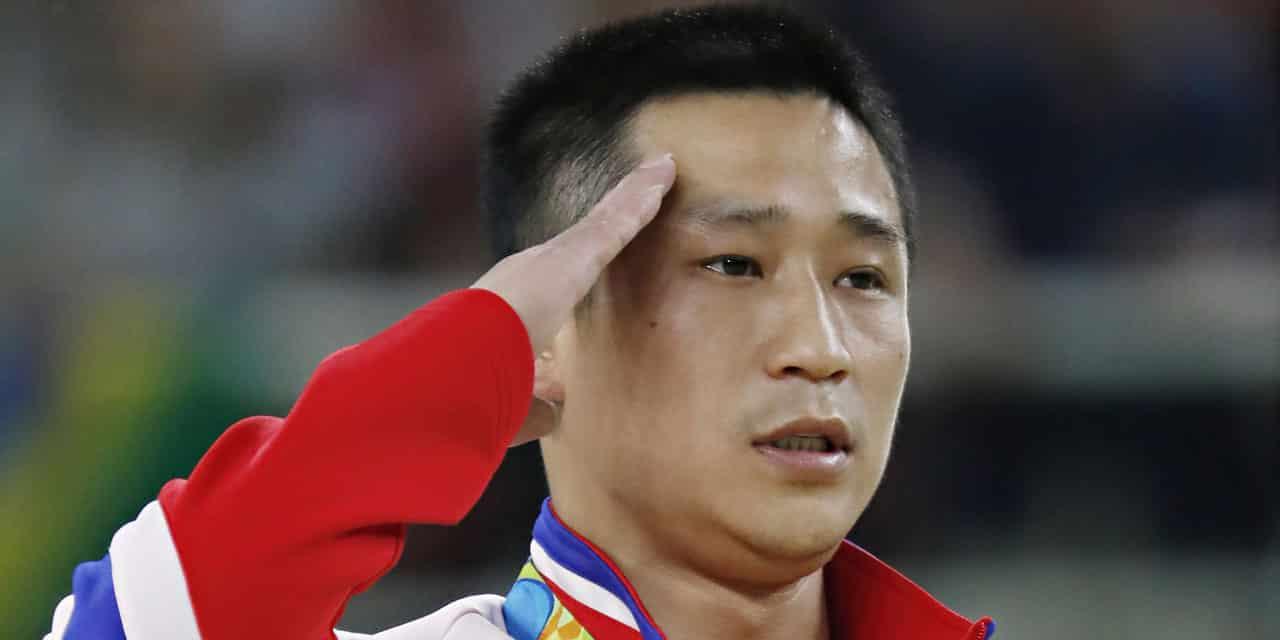 athlete coree nord 1