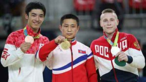 athlete-coree-nord