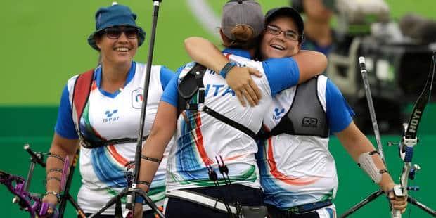 athletes italiennes 1