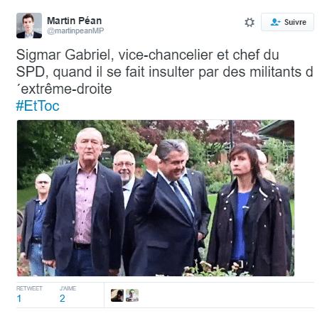 chancelier allemand