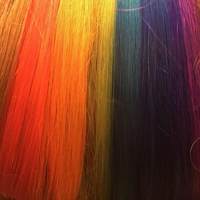 cheveux ar en ciel 3