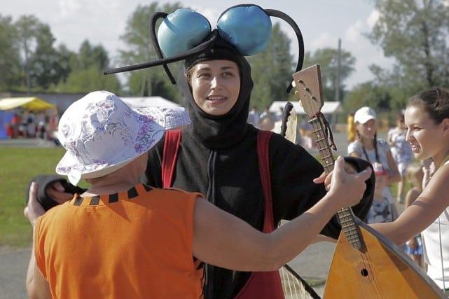 festival moustique