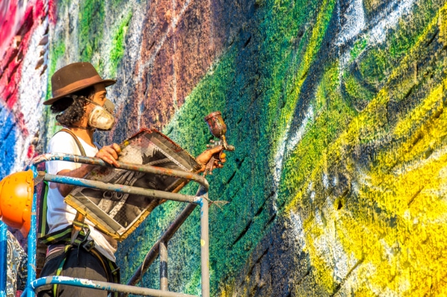 fresque murale  3