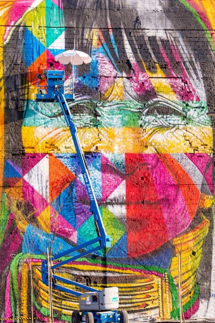 fresque murale  8